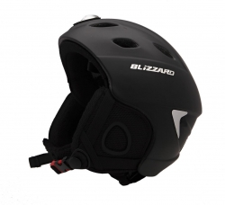 Přilba BLIZZARD DRAGON ski helmet, black matt,