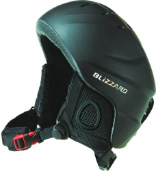 Přilba BLIZZARD CROSS ski helmet, black matt