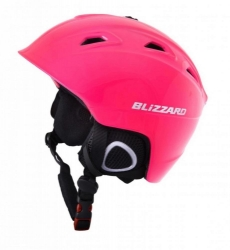 Přilba BLIZZARD DEMON ski helmet junior  růžová