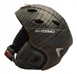 Přilba BLIZZARD DRAGON 2 ski helmet, black/bronze matt