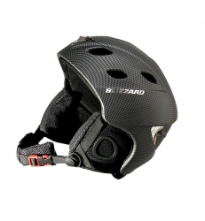 Přilba BLIZZARD Ski Helmet DRAGON carbon matt,