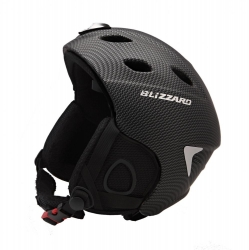 Přilba BLIZZARD DRAGON ski helmet,carbon matt